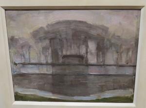 Een schilderij van Mondriaan, 1906/1907