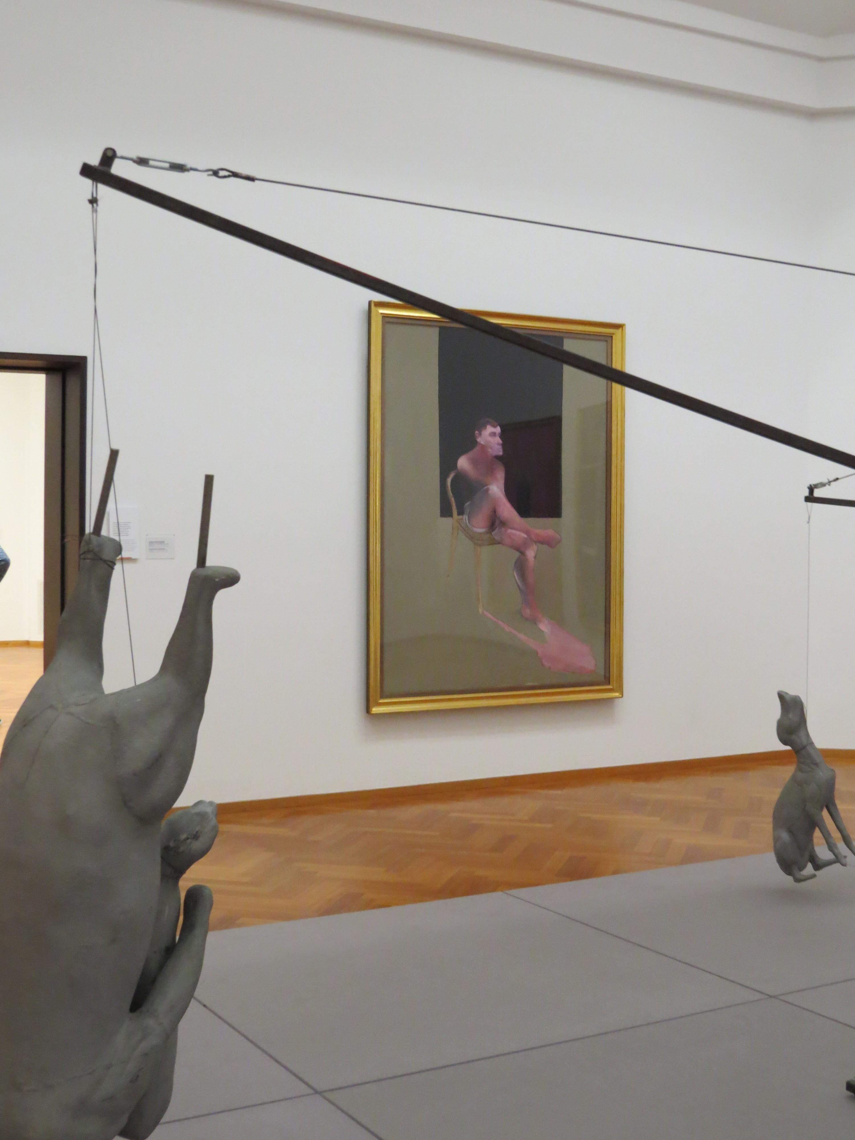 Den haag, gemeentemuseum – op weg naar de kunst