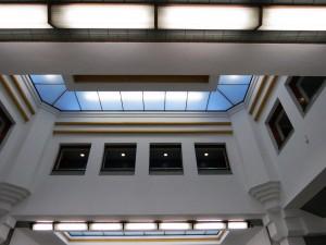 plafond erezaal