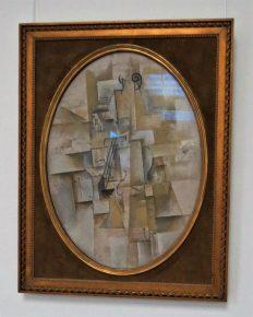 Viool, Pablo, Picasso, 1911 /12
