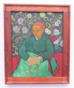 La Berceuse, Vincent van Gogh, 1889