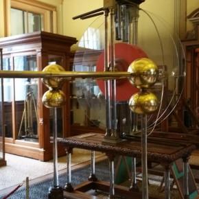 De elektriseermachine uit 1784