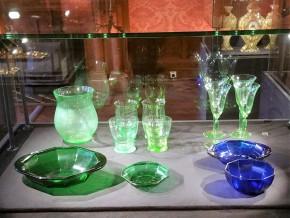 Glas van Copier, Lebeau en de Bazel 1921-1935, voor de N.V. Glasfabriek Leerdam