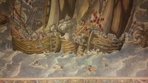 Bergen op Zoom gemaakt tussen 1593 / 95
