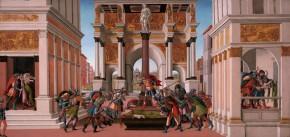 De tragedie van Lucretia, Sandro Botticelli, circa 1504 © ISABELLA STEWART GARDNER MUSEUM, BOSTON