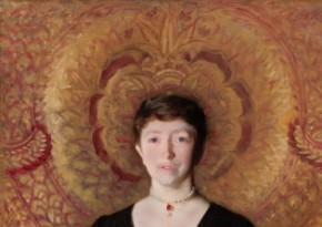 DETAIL, Isabella Stewart Gardner, John Singer Sargent, 1888 © ISABELLA STEWART GARDNER MUSEUM, BOSTON