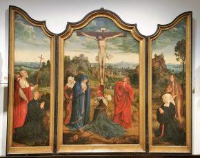 Calvarie, Quinten Metsys, ca 1520