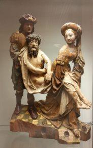 Begrafenis van de heilige Andreas, anoniem, Brussel, 1510-1515