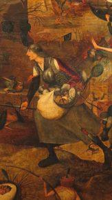 Dulle Griet, detail, van Pieter Bruegel de Oude
