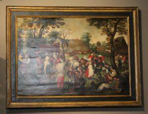 Boerendans, Jan Breughel naar Pieter I Bruegel