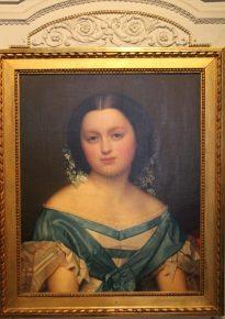 Henriette van den Bergh-Mayer, Jozef van Lerius, 1857