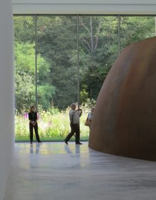 Open Ended, Richard Serra, 2007/8
