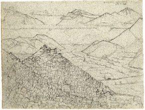 Morano, tekening, 1930