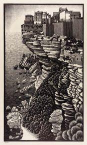 Bonifacio, houtsnede, 1928
