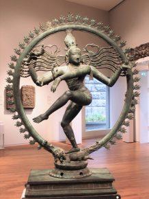Dansende Shiva Nataraja, Tamil Nadu Zuid India, 12de eeuw, brons