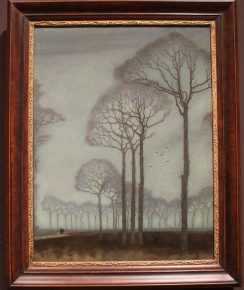Bomenrij, Jan Mankes, 1915