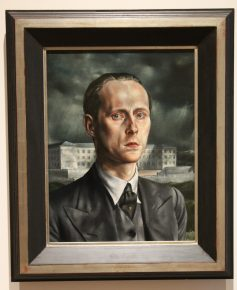 Zelfportret, Carel Willink, 1934