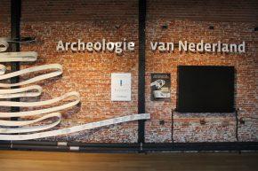 Het begin van het lange tijdslint van de (oer-) Nederlandse geschiedenis